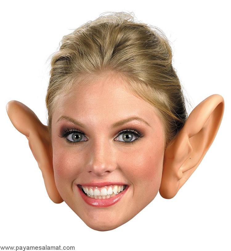 علت حساسیت گوش به صدا و لمس کردن