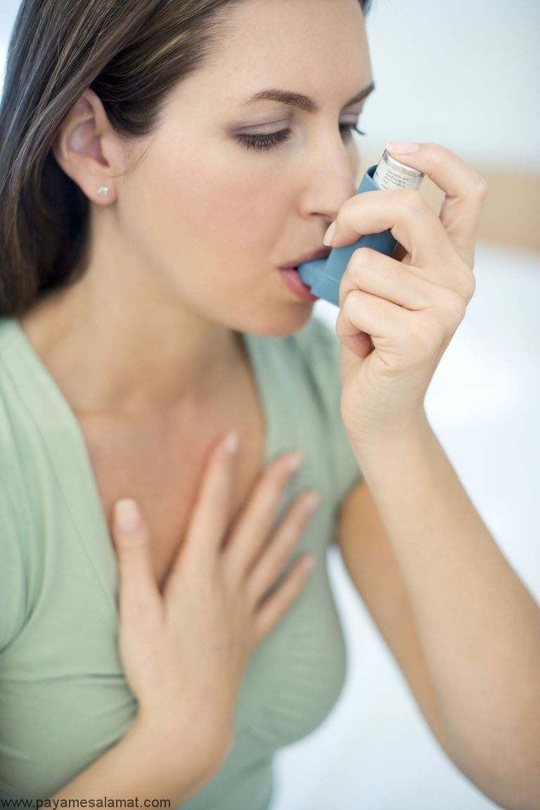 علت شنیدن صدای سوت از ریه در زمان تنفس