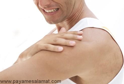 علت درد بازو و درمان های آن