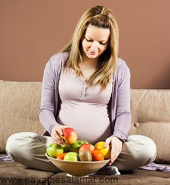 تماس با مواد شیمیایی در دوران بارداری