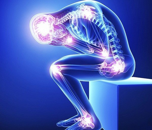 علت احساس درد در تمام بدن چیست؟