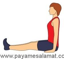 بهترین تمرینات یوگا برای سیاتیک و تسکین درد ناشی از آن