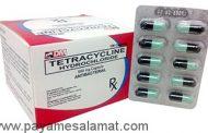 معرفی داروی تتراسایکلین Tetracycline