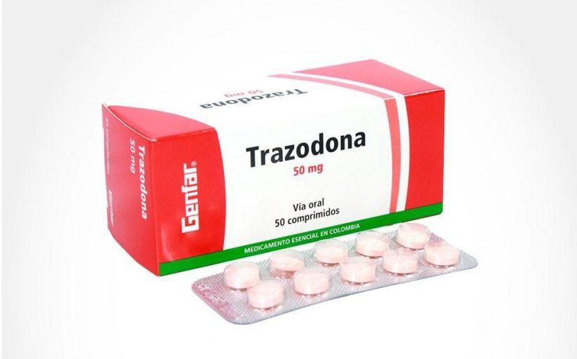 معرفی داروی ترازودون Trazodone
