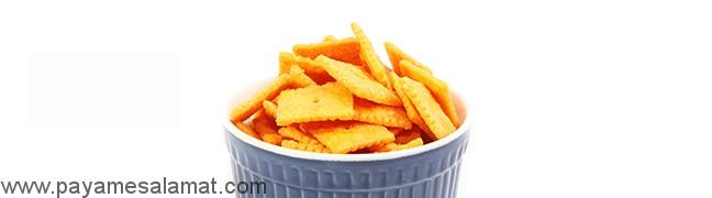 مواد غذایی که به گاز معده کمک می کنند