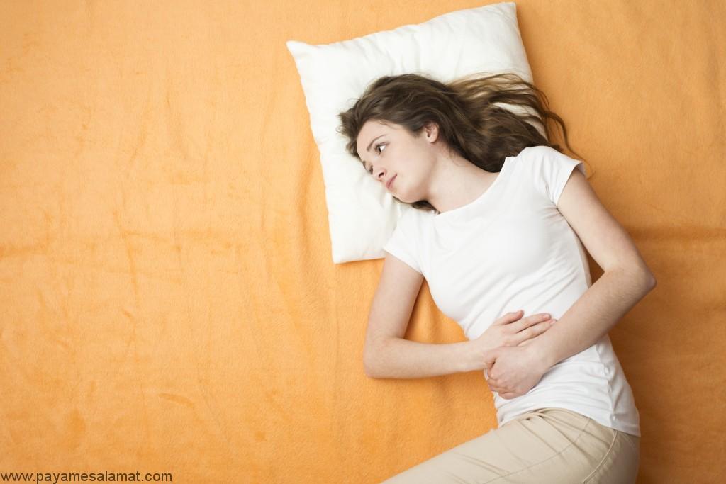علل و بهترین درمان های طبیعی اسپاسم شکم