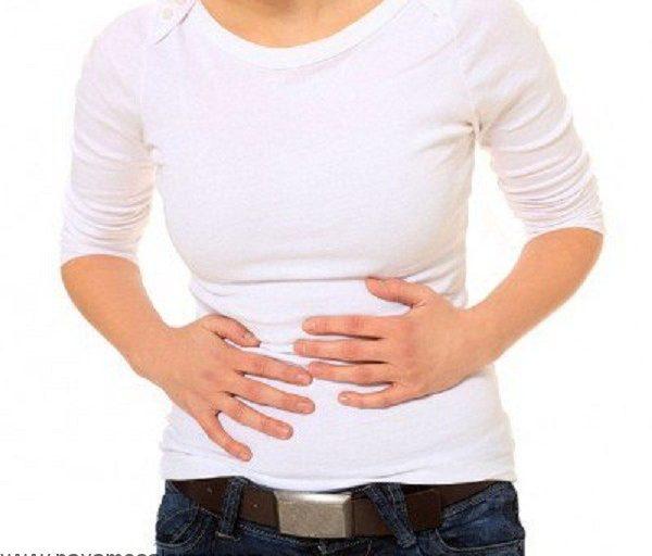 علائم چسبندگی اندام های داخل شکم ، روده و لگن