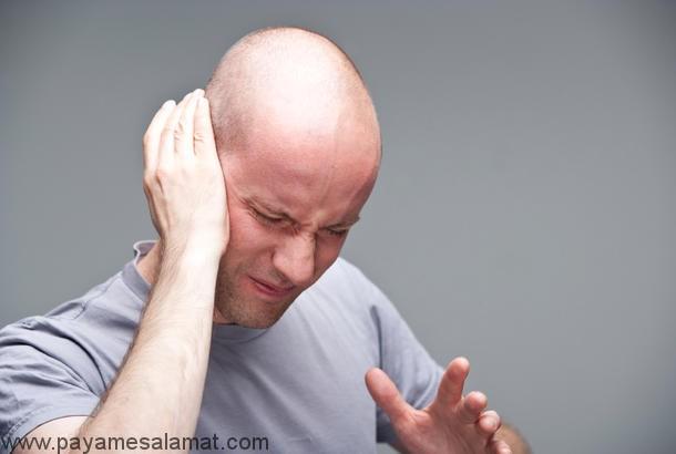 علل و درمان احساس گرما در گوش