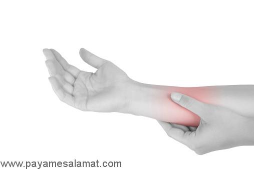 علت درد ساعد دست و درمان ها موثر و طبیعی آن