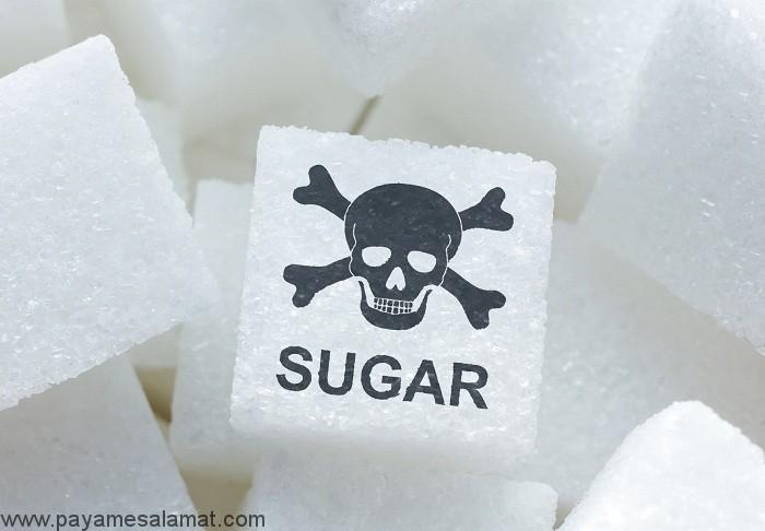 میزان قند موجود در برخی از مواد غذایی و نوشیدنی ها
