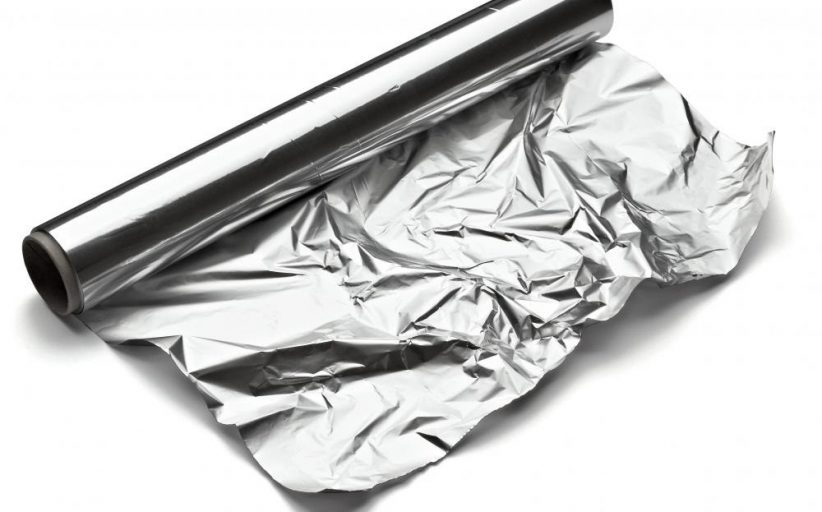 خطرات استفاده از فویل آلومینیوم در پخت و پز