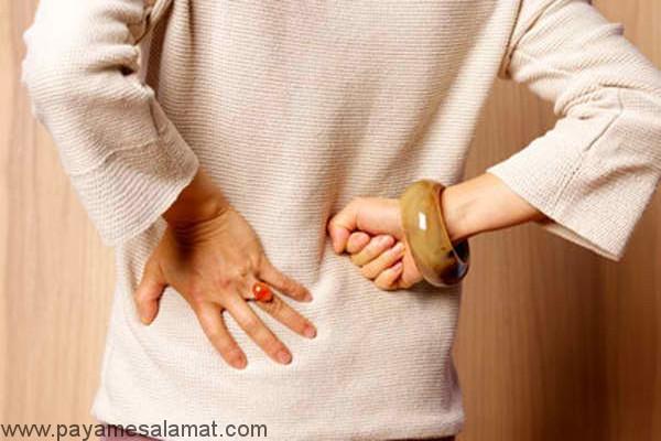 لیستی از علائم سنگ کلیه در مردان، زنان و کودکان