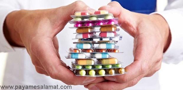 معرفی انواع داروهای درمان فشار خون و بررسی عملکرد آن ها در بدن