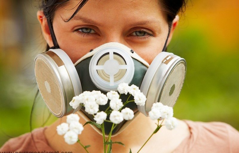 حساسیت به گرده گل ها و گیاهان یا تب یونجه