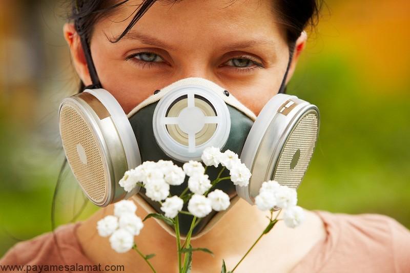 علت؛ علائم؛ درمان و پیشگیری از حساسیت به گرده گل ها و گیاهان