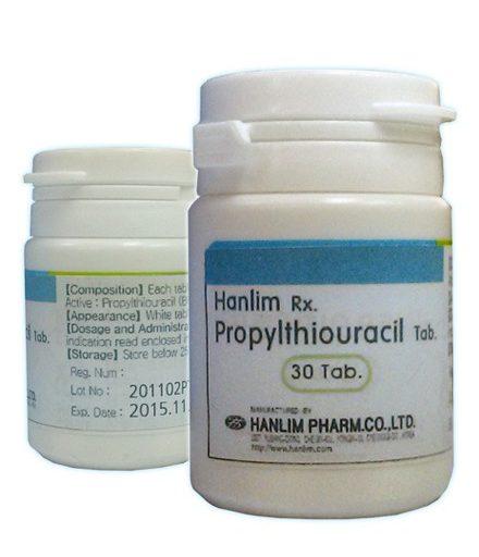 معرفی داروی پروپیل تیوراسیل Propylthiouracil