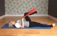 سه تمرین افزایش قدرت عضلات پا با کش ورزشی