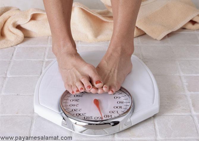 علت اضافه وزن بدون دلیل چیست؟
