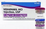 معرفی داروی وراپامیل Verapamil