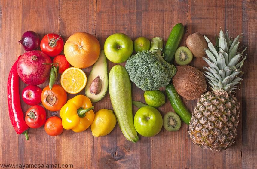 مهمترین ویژگی های رژیم غذایی برای کم کاری تیروئید