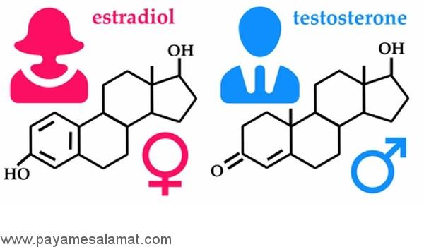 علائم و نشانه های استروژن بالا در بدن مردان و زنان