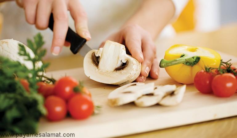 تغذیه مناسب بیماران مبتلا به سرطان