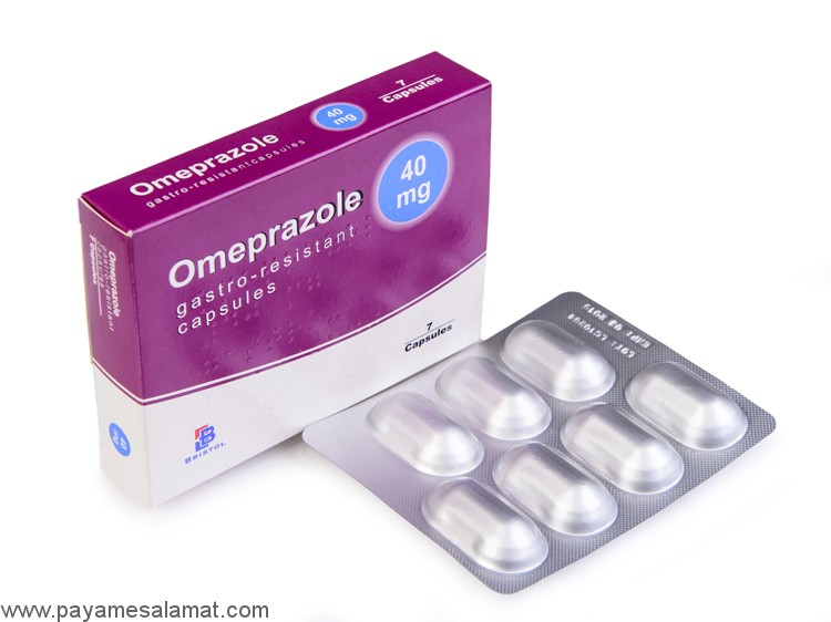 معرفی داروی امپرازول Omeprazole