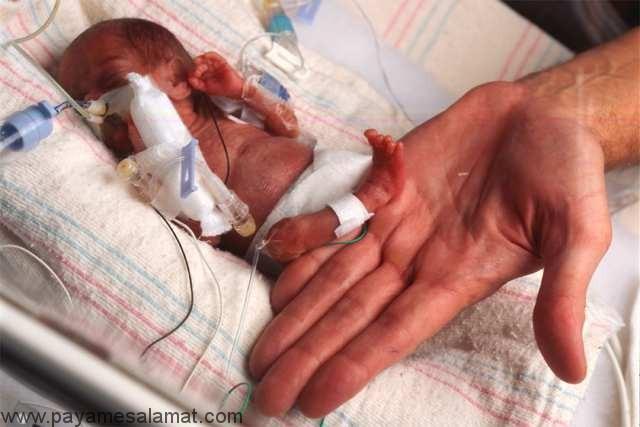 ناهنجاری ها، بیماری ها و مشکلات مرتبط با بارداری