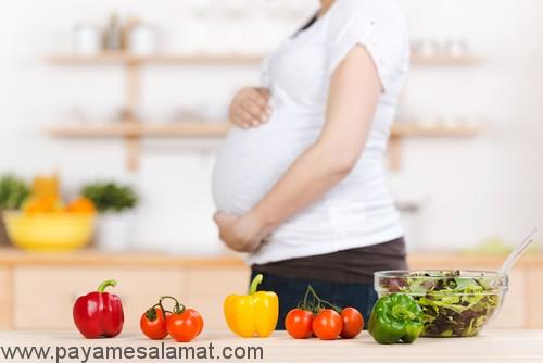 رژیم غذایی بارداری و اهمیت خوب غذا خوردن در این دوران