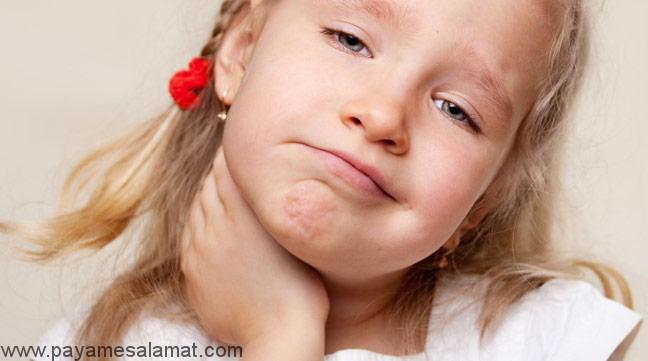 علل، علائم و درمان هیپرتروفی لوزه