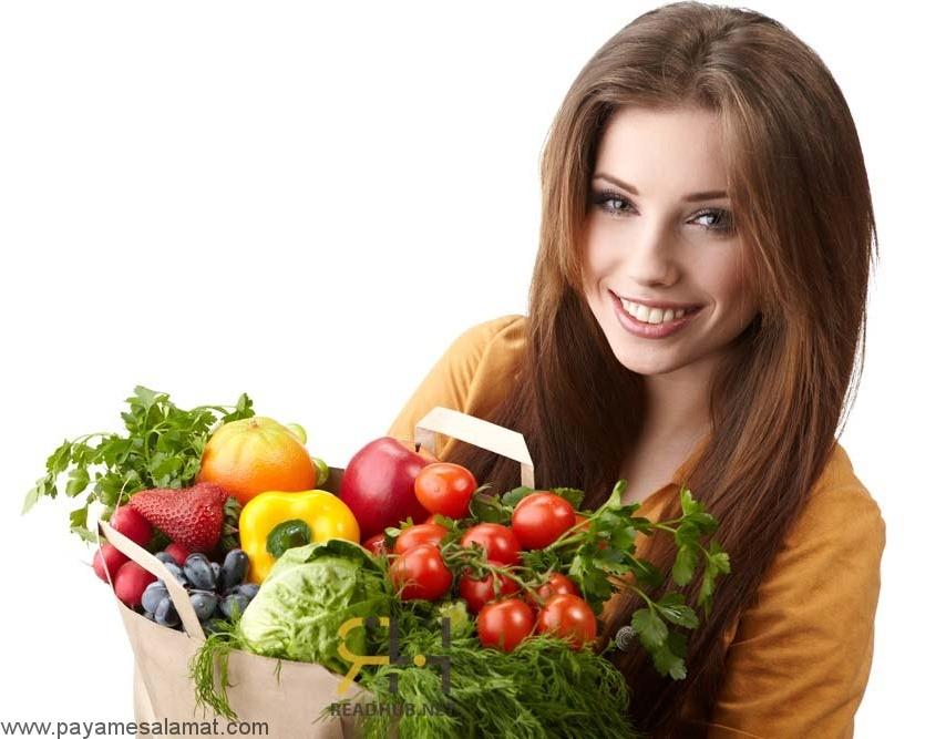 بهترین ویتامین ها برای زنان و مهمترین منابع تامین کننده آن ها