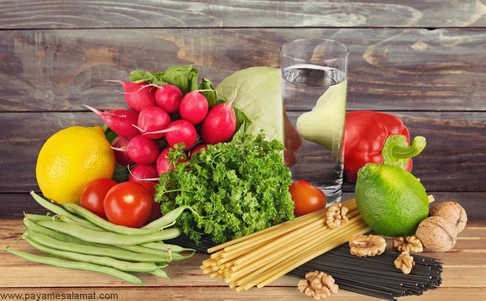 چند نکته در مورد تغذیه افراد دیابتی