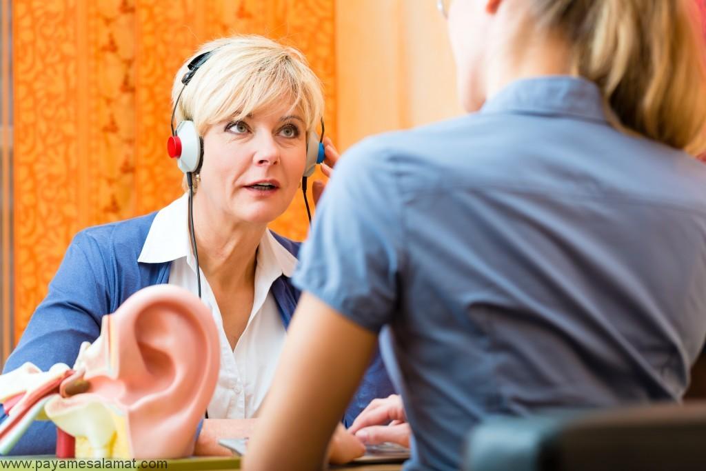 اختلالات گوش ناشی از مصرف داروها با سمیت شنوایی