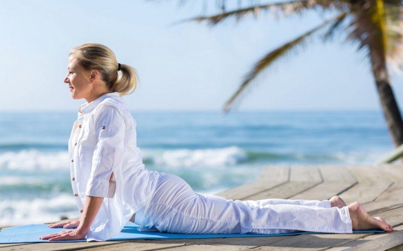 ۱۳ ورزش مناسب برای کاهش کمر درد و تقویت عضلات این ناحیه