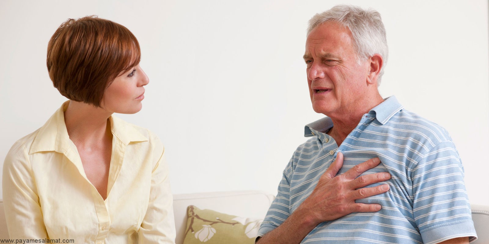علائم، نشانه ها، عوامل خطر، درمان و پیشگیری از سکته قلبی