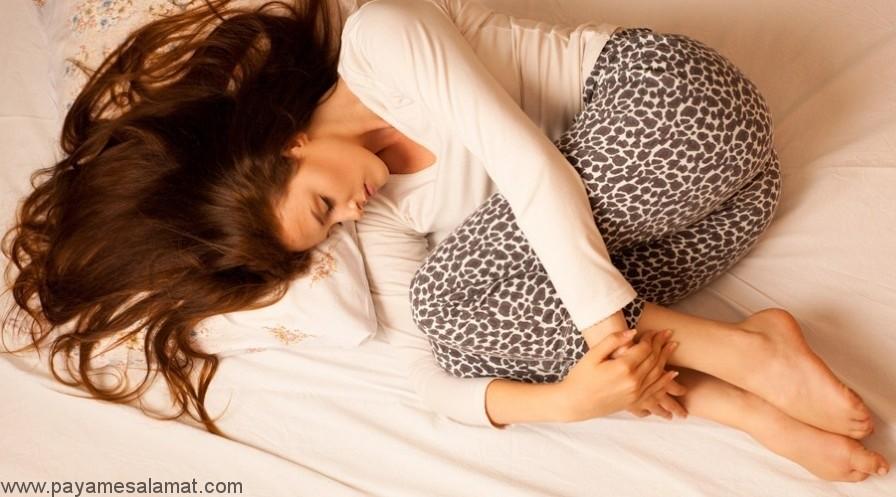 مهمترین علل گرفتگی عضلات بعد از رابطه جنسی در زنان چیست؟