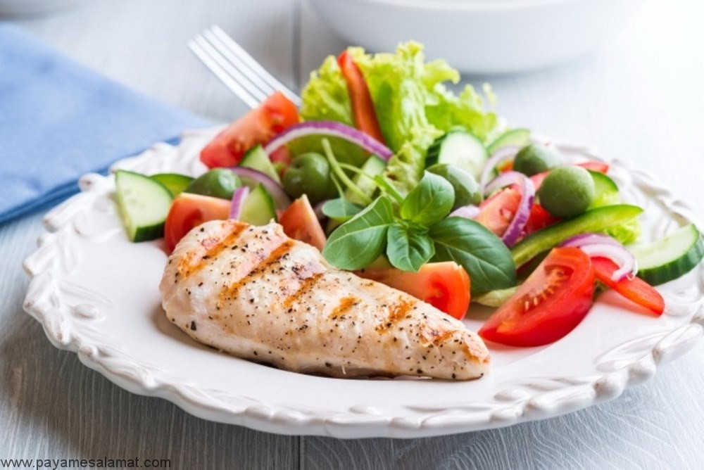 نکات مهم در مورد رژیم غذایی پیشگیری از بیماری های قلبی
