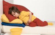 سوزش سر دل در کودکان و نوزادان