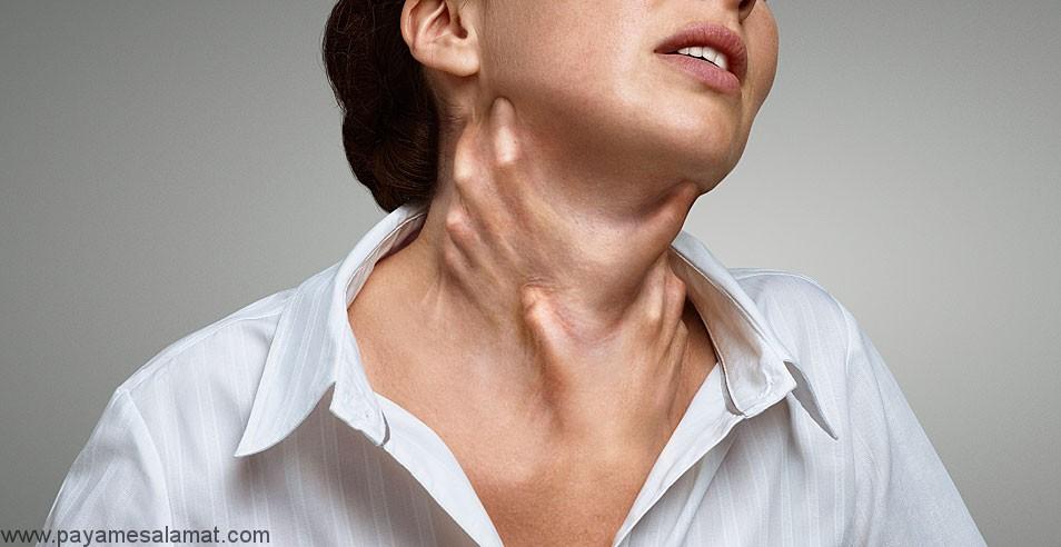 آنژیوادم ارثی و علائم و نشانه های هشدار دهنده آن