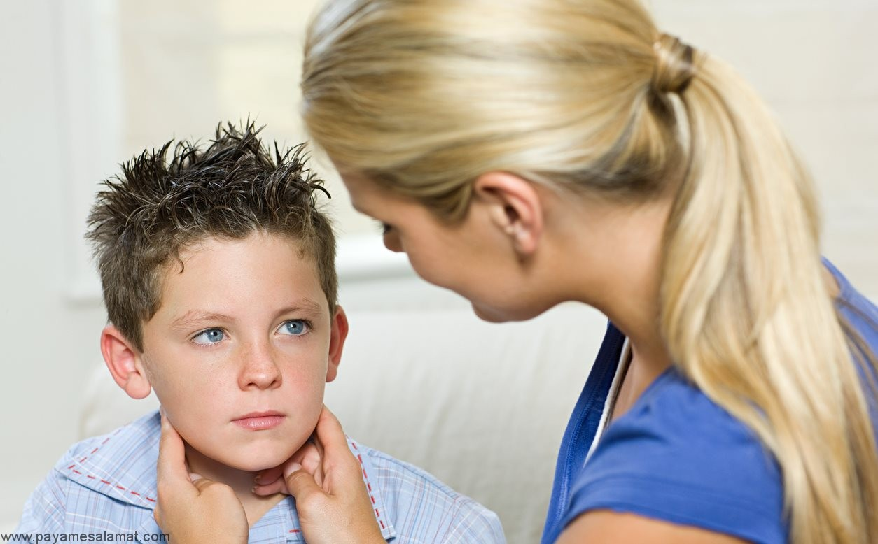 نشانه ها، علل و درمان مونونوکلئوز عفونی یا تب غده ای