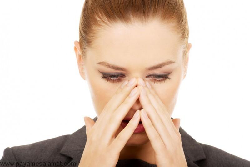۱۰ درمان خانگی درد سینوزیت
