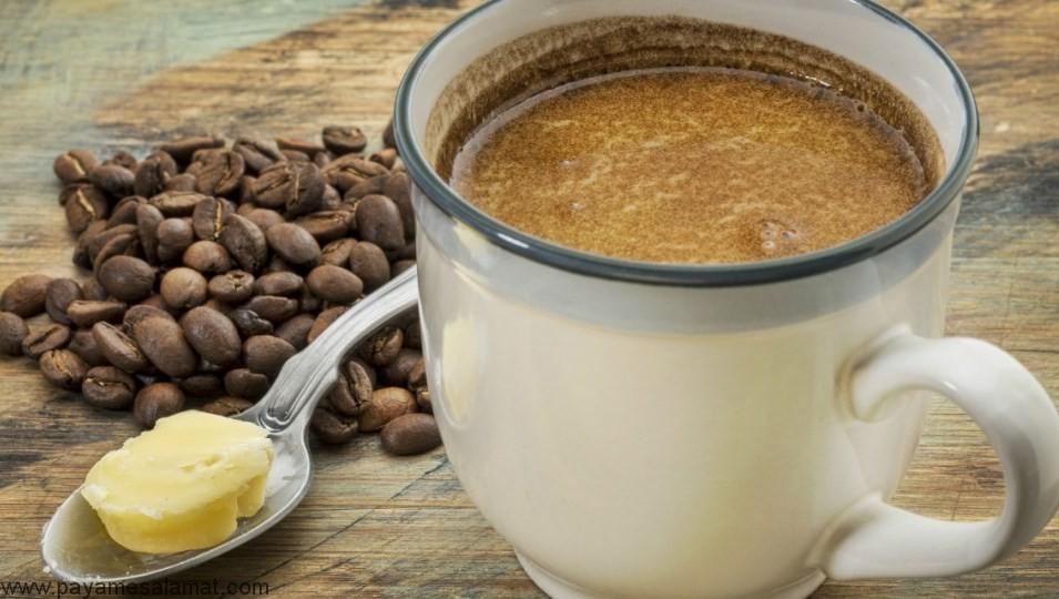 6 دلیل برای استفاده از کره در قهوه
