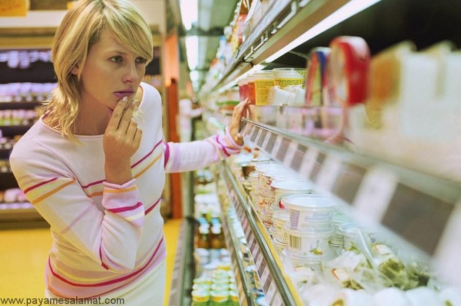 تاثیر لبنیات بر روی سرطان سینه