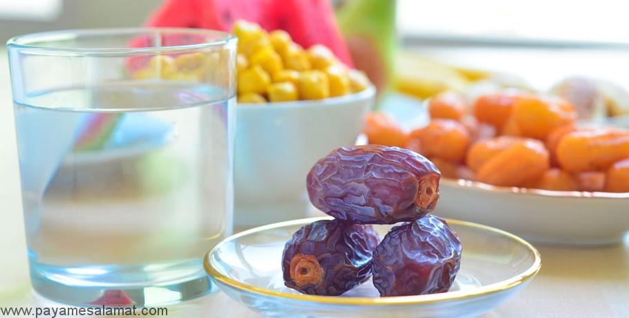مواد غذایی مناسب برای ماه رمضان و بهترین غذاها برای استفاده در افطار و سحر