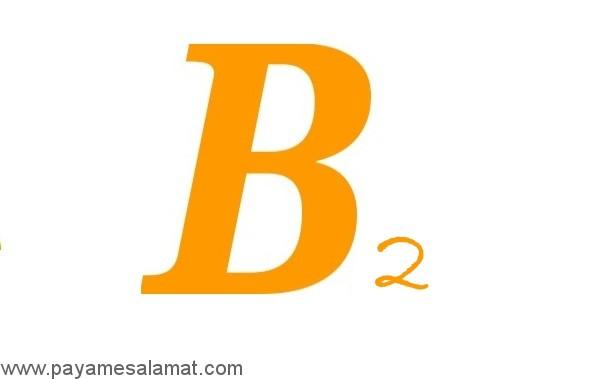 نقش ویتامین B در بارداری