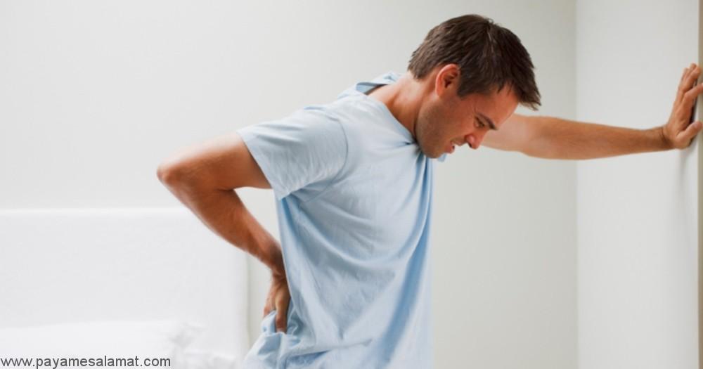 روش های خانگی درمان درد سیاتیک کمر