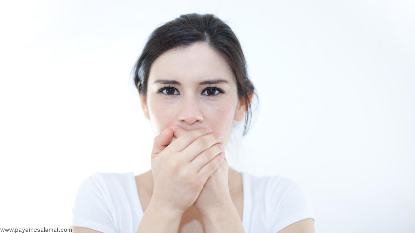 علل و درمان طبیعی موثر آروغ با بوی گوگرد (آروغ با بوی تخم مرغ گندیده)