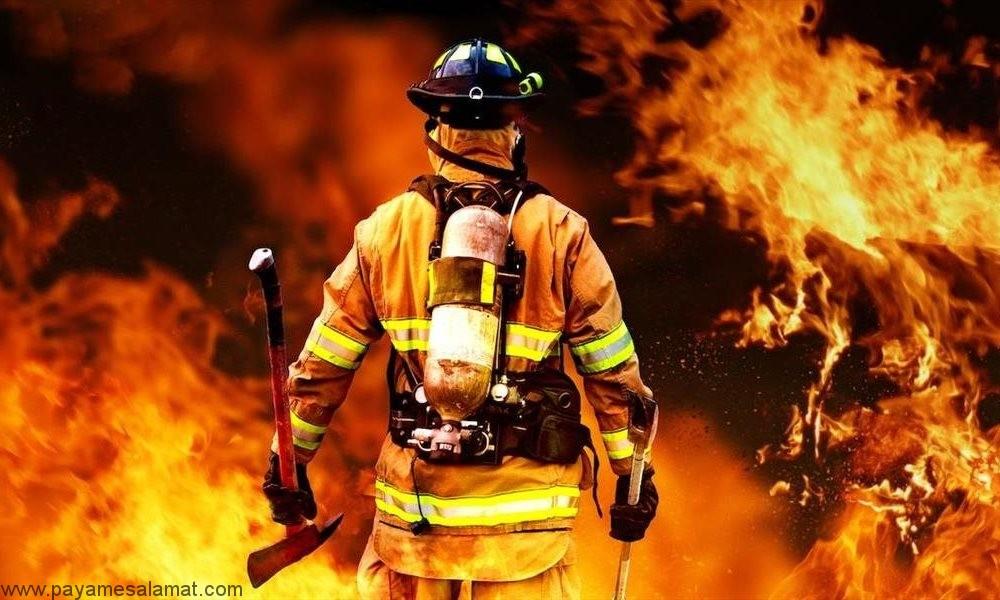 نتایج تحقیقات جدید بر روی افزایش خطر حمله قلبی در آتشنشان ها
