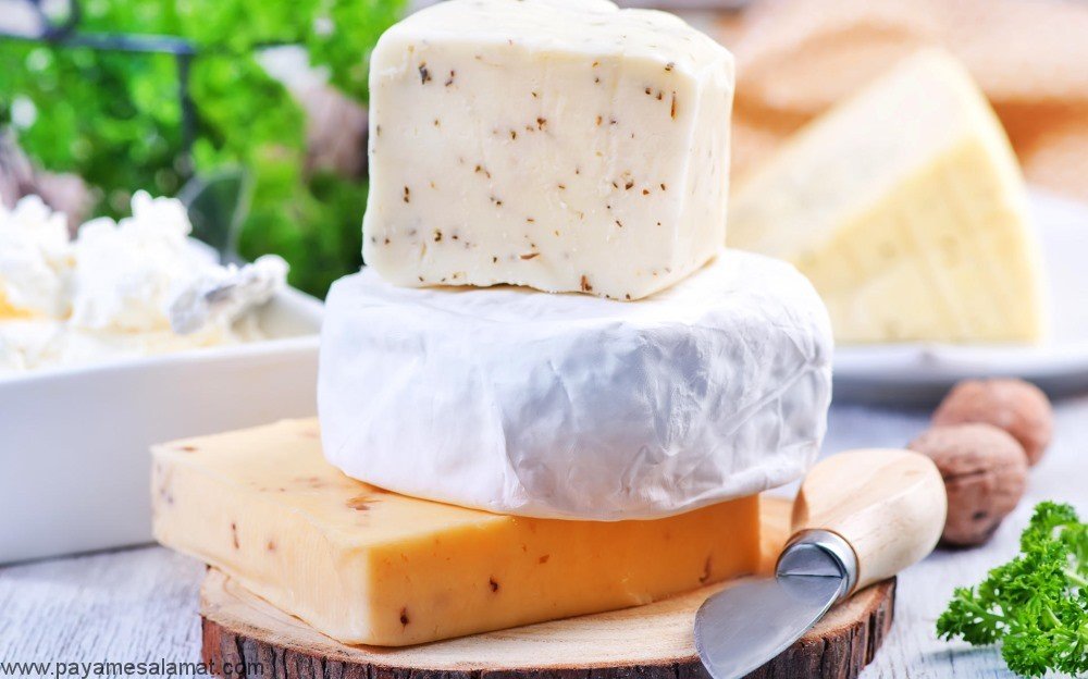 آیا مصرف پنیر در بارداری می تواند مضر باشد؟