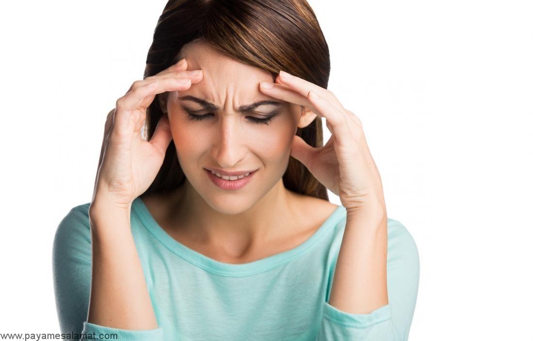 سردرد کم آبی بدن از نشانه ها تا روش های درمان آن